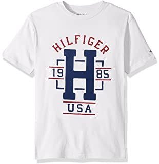78267f6e Amazon.com: Tommy Hilfiger Boys Short Sleeve Polo Shirt Rio Grande ...