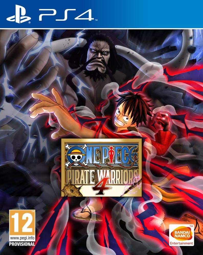 One Piece  [PS4] : Pirate Warriors 4 |