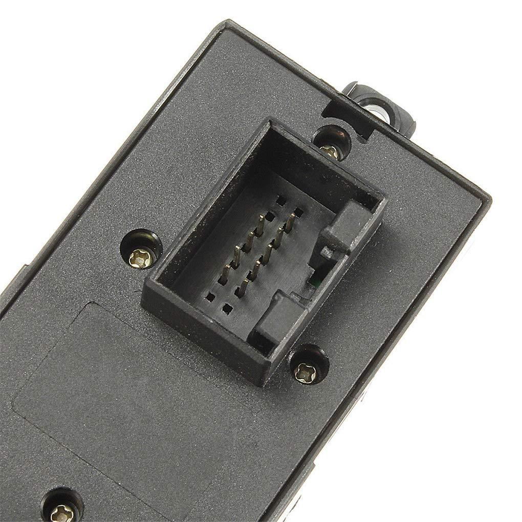 Fangfeen Maestro de la Ventana Panel de Control del Interruptor del Controlador de reemplazo Lateral para B5 Pora MK4 1J4959857