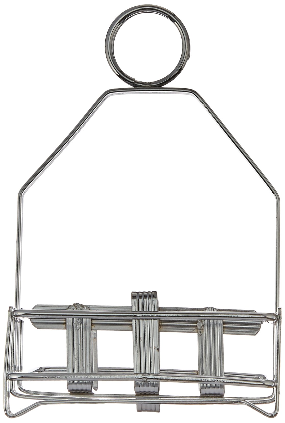 Winco WH-7 Shaker and Packet Holder, Chrome Plated by Winco (Image #2)