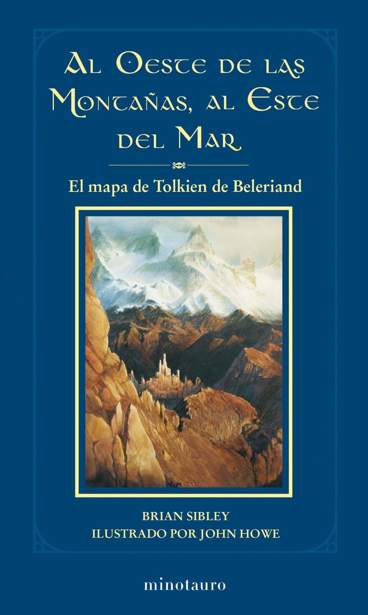 Mapa de Beleriand (Biblioteca J. R. R. Tolkien): Amazon.es: J. R. R. Tolkien, Manuel Mata Álvarez-Santullano: Libros