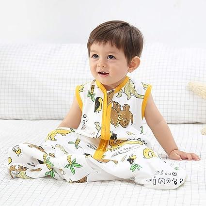 Mosebears Schlafsack Baby Sommerschlafsack 0.5 Tog Babyschlafsack 100/% Baumwolle atmungsaktiv Babyschlafsack Lion, M 6-12 Months