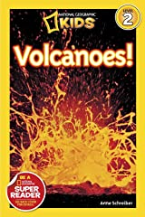 National Geographic Readers: Volcanoes Kindle Edition