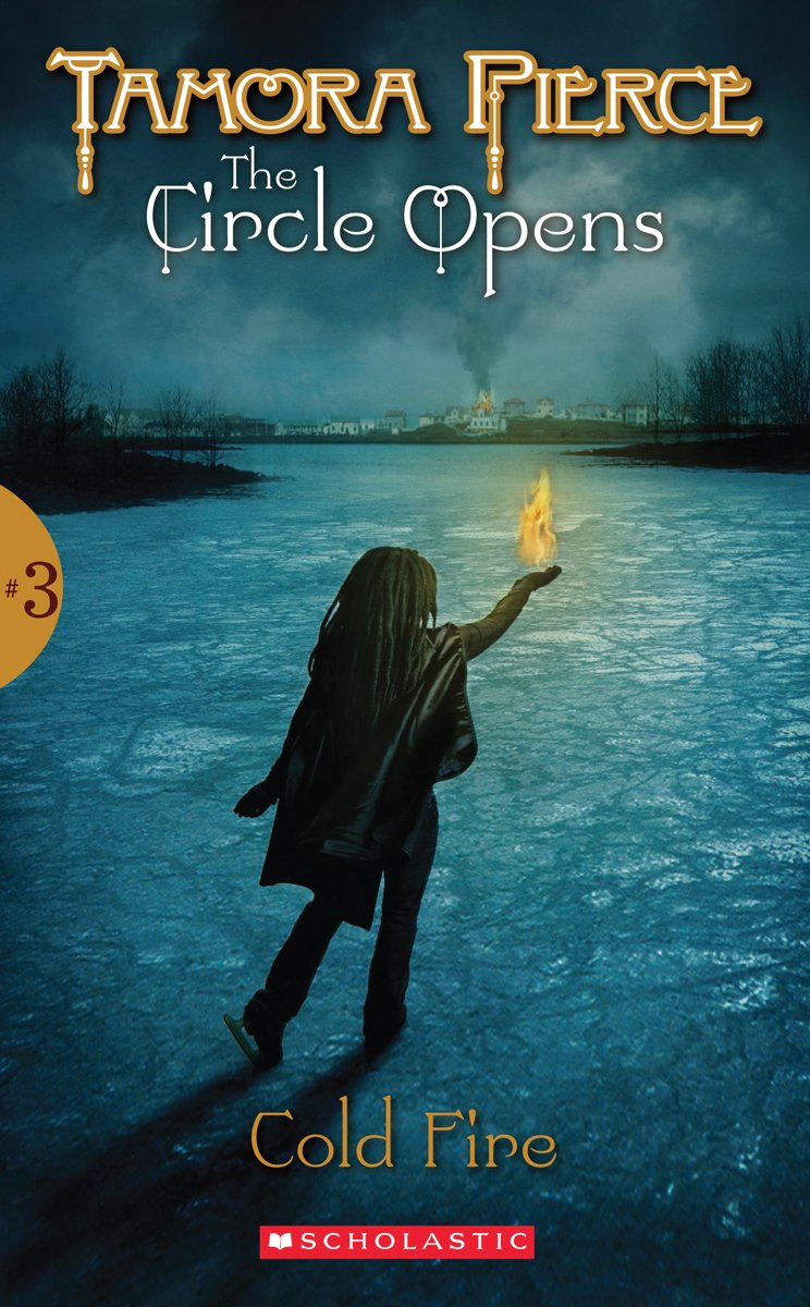 Cold Fire (Circle Opens, Book 3) ebook