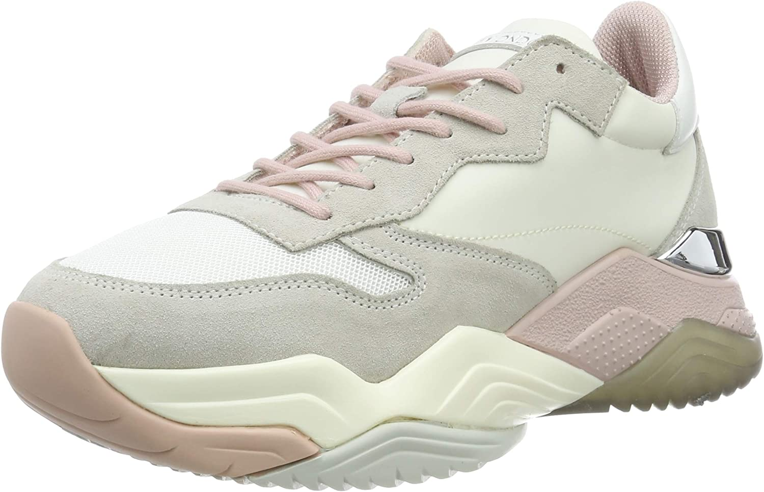Crime London Women's Low-Top Trainers