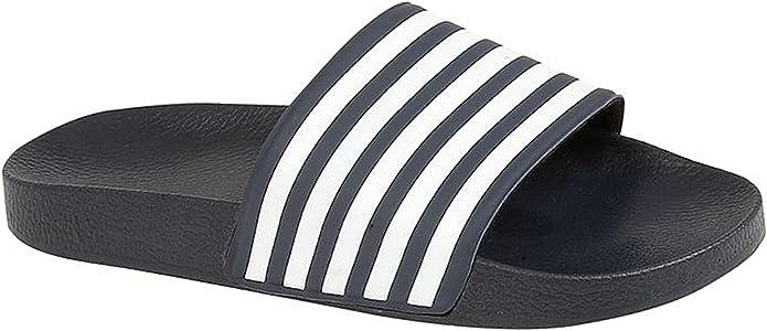 TALLA 42 1/3 EU. Sandalias para hombre, para la playa, piscina, ducha, tallas 40-45