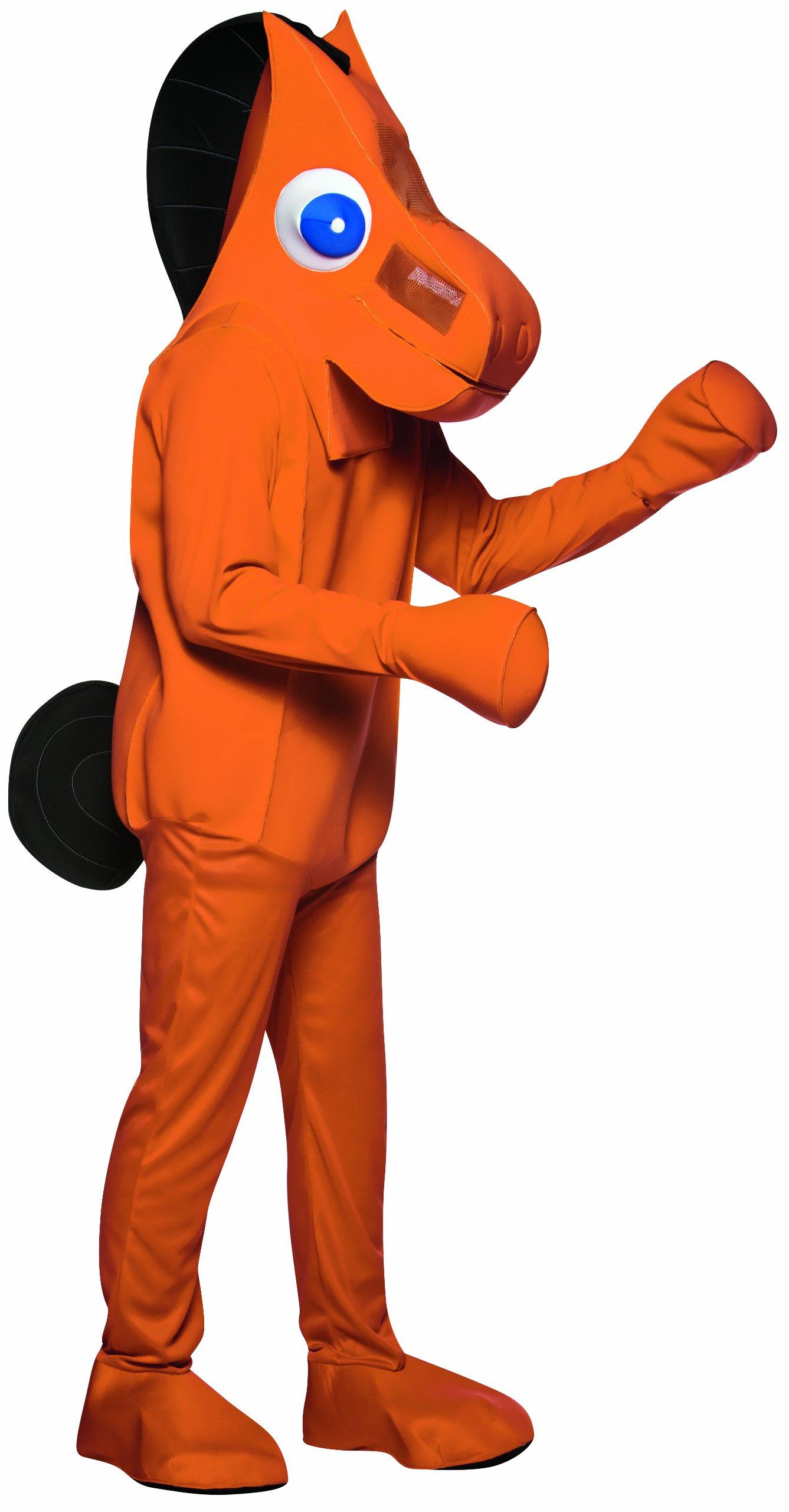 Rasta Imposta Pokey Costume, Orange, One Size by Rasta Imposta