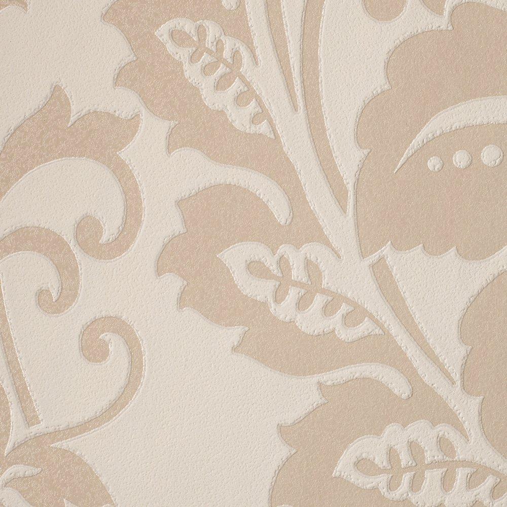 ルノン 壁紙22m モダン ダマスク パープル デザインパターン RH-9414 B01HU4EMG6 22m|パープル