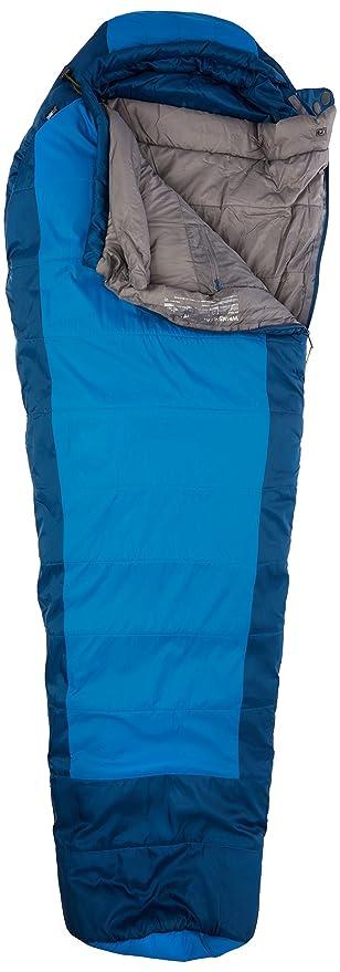 Mountain Equipment Starlight III - Saco de Dormir para Mujer, Azul/Azul Marino,