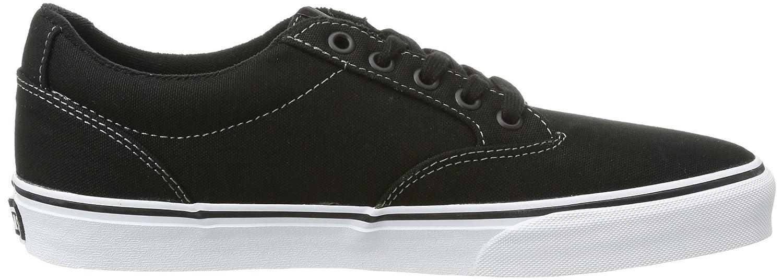Los Zapatos Del Patín De Los Hombres Furgonetas Winston Negro jpHT0B4Jik