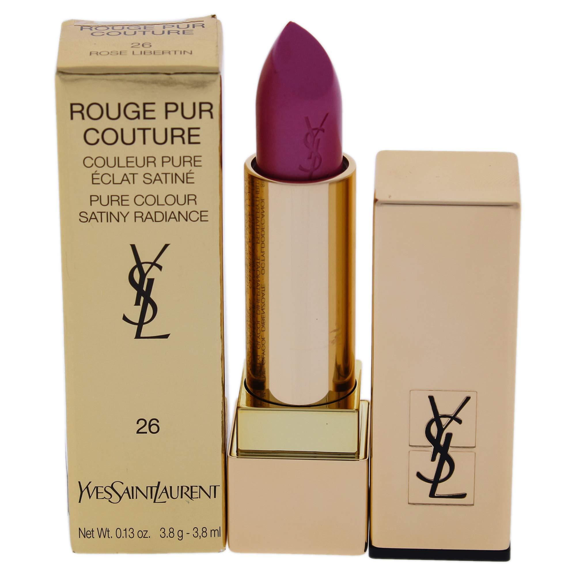 Yves Saint Laurent Rouge Pur Couture - #26 Rose Libertin 3.8g/0.13oz