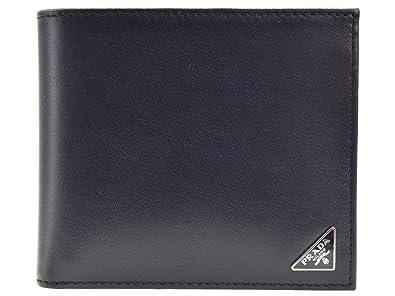 (プラダ) PRADA 財布 二つ折り メンズ 2mo738 アウトレット [並行輸入品]