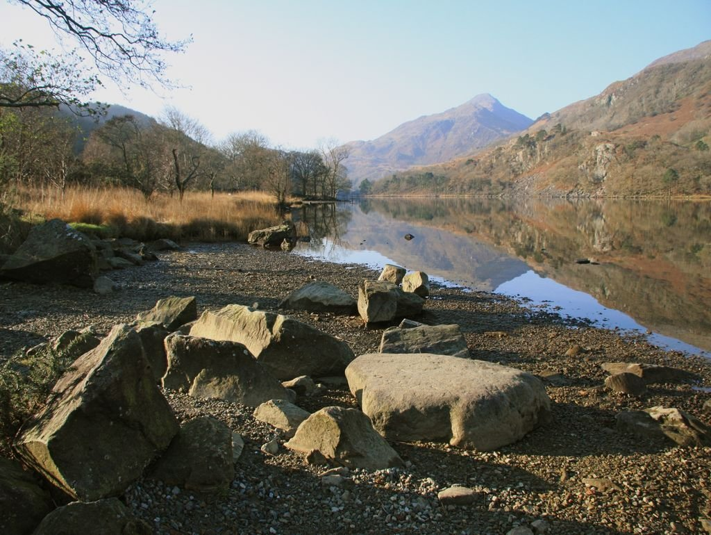 Lais Puzzle Lago Dinas Snowdonia 2000 Pezzi
