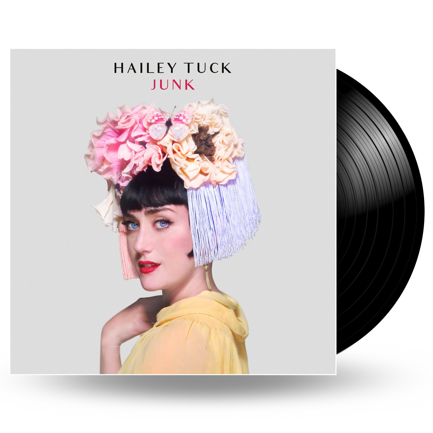 Vinilo : Hailey Tuck - Junk (United Kingdom - Import)