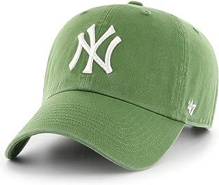 '47 Brand MLB NY Yankees Clean up Cap - Fatigue Green