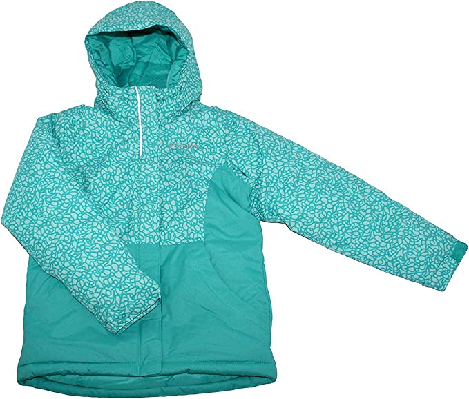 S 8 Columbia Youth Girls Cape Royal Insulated Waterproof ...
