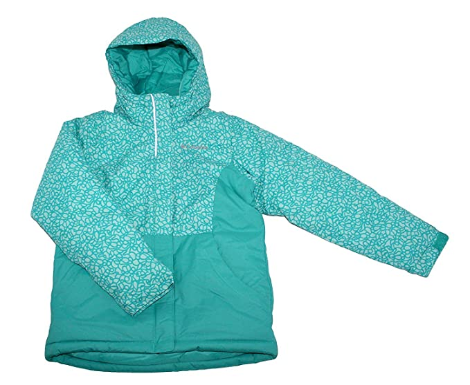 "f153c2d0 Image Unavailable. Image not available for. Colour: Columbia Youth Girl's  ""Cape Royal"" Insulated Waterproof Winter Jacket Coat (M 10"