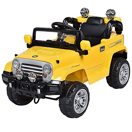 Coming Kids Jip.Buy Getbest 245 Ride On Jeep For Kids With 12v Battery