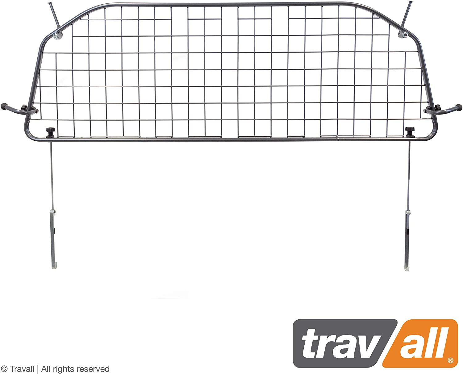 Vehicle-Specific Dog Guard Luggage Barrier Load Separator Travall Guard TDG1669