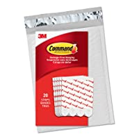 Command Large Refill Strips Value Pack, 20 Strips, GP023-20NA
