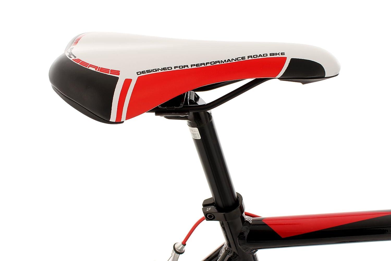 KS Cycling Uni Fahrrad Rennrad Velocity RH 53 cm 28 211R Schwarz