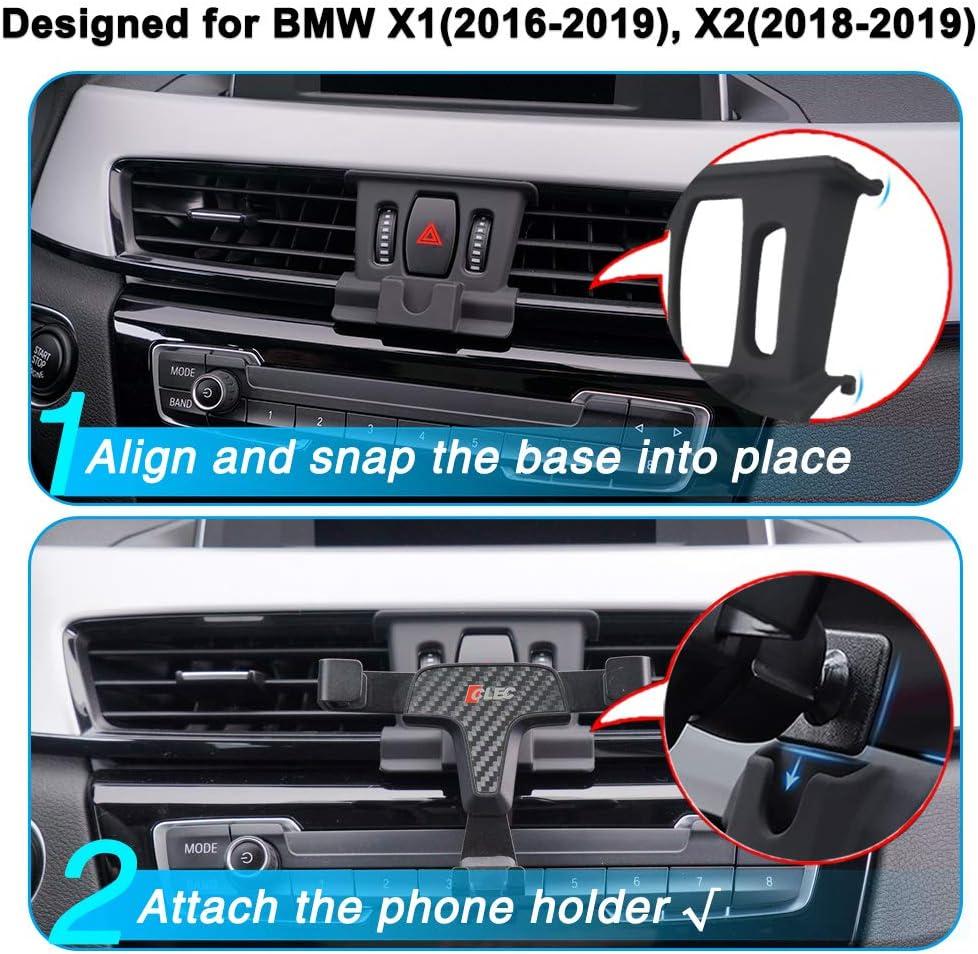 Ayada Handyhalterung Für Bmw X1 F48 X2 F39 Handy Elektronik