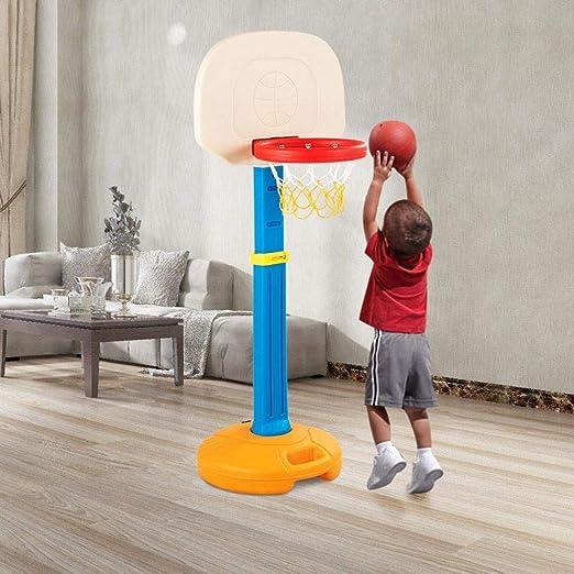 HengYue Juego De Baloncesto para Niños Sistema De Red De Aro ...