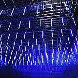 LED Meteor Shower Lights 30cm 10 Tube Icicle Lights