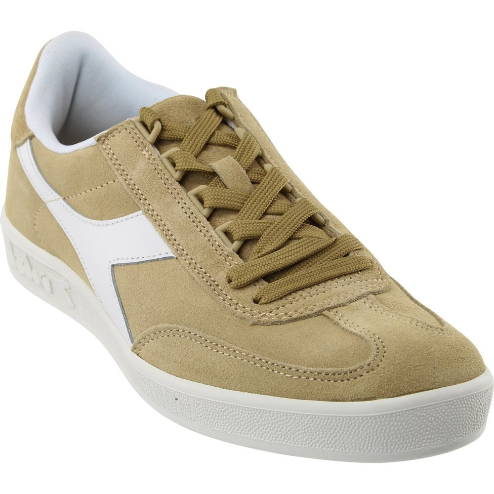 Diadora Unisex B.Original Almond Beige 13.5 Women/12 Men M US