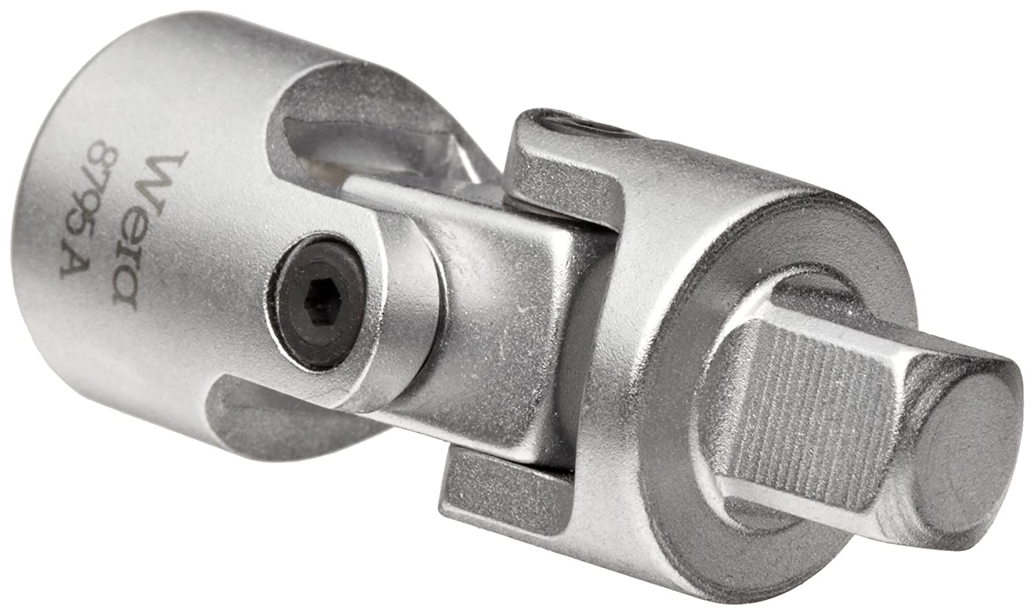 Square drive 1//4 Head x 35.5mm Universal Joint Wera Zyklop 8795 A Universal joint