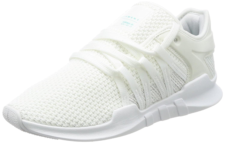 Adidas EQT Racing ADV W, Zapatillas de Deporte para Mujer 38 EU|Blanco (Ftwbla/Ftwbla/Griuno)