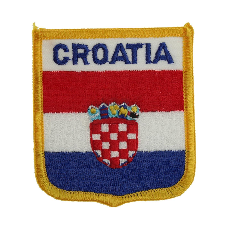 Yantec drapeau flaggenpin croatie broches
