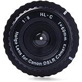 HOLGA® Véritable HL-C 60 mm de l'objectif f/8 Standard Pour Canon Digital SLR DSLR LOMO DC519