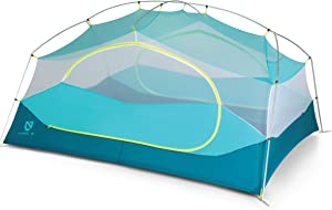 Nemo Aurora Backpacking Tent- Best Budget 3 person Tent