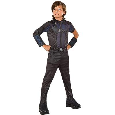 Rubie's Costume Captain America: Civil War Hawkeye Value Child Costume, Medium: Toys & Games