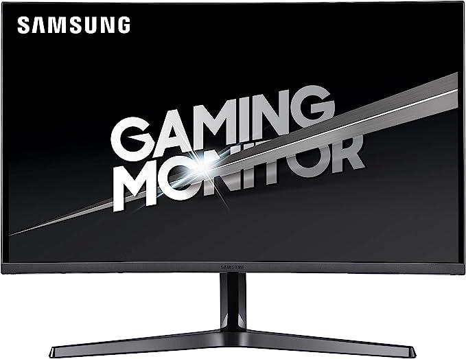 Samsung C27JG52QQU - Monitor gaming curvo de 27 QHD (2560x1440, 16:9, 144 Hz, 4 ms, 300 cd / m² 1800R, Display port, HDMI) Negro: Samsung: Amazon.es: Electrónica