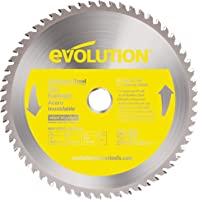 Evo - Disco Ø 230 mm acero inoxidable