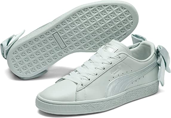 PUMA Basket Bow Wn's, Sneakers Basses Femme