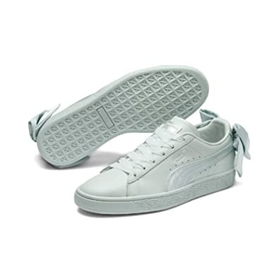 a4f5f07d5f5 Puma Women's Basket Bow WN's Trainers: Amazon.co.uk: Shoes & Bags