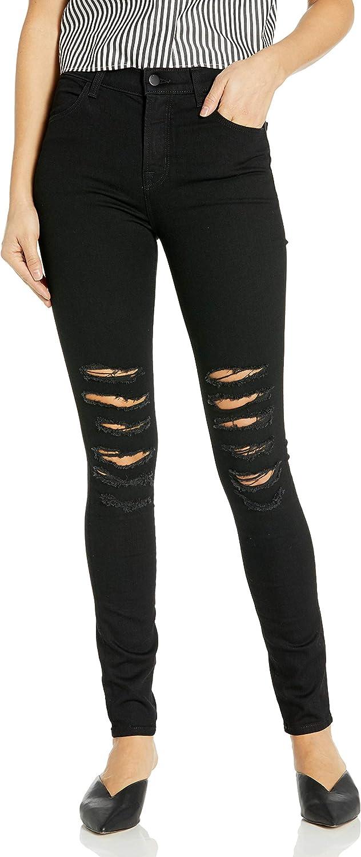 J Brand Jeans Womens 23110 Maria High Rise Skinny Jean