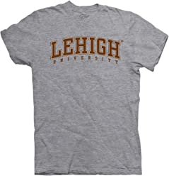 66db1b8ce Lehigh University T-Shirt-Athletic