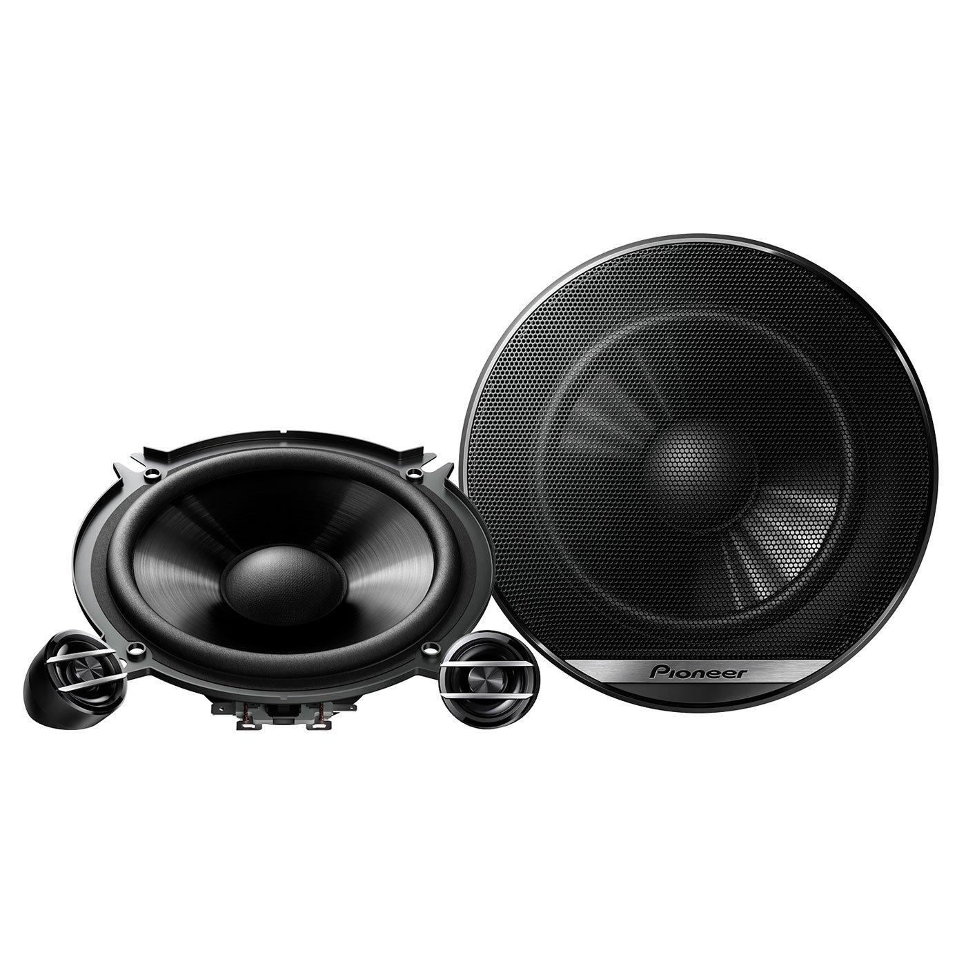 13cm Car Speakers 2-Way 250W Pioneer TS-G130C Noir