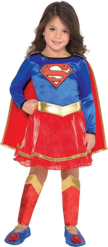 DC Comics Supergirl TV Series Child Costume