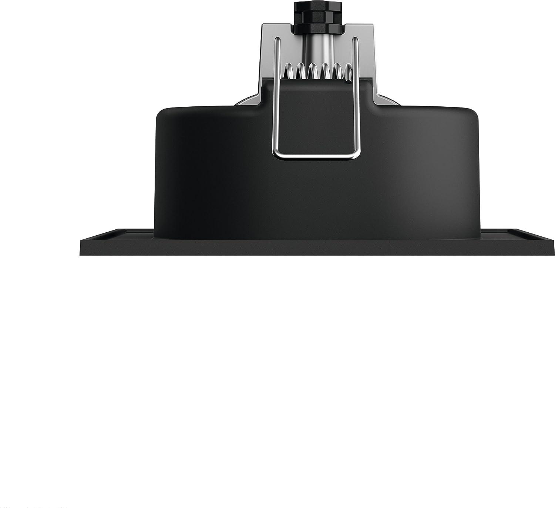 chrom Philips myLiving LED Warmglow Einbauspot Shellbark 3-flammig rund