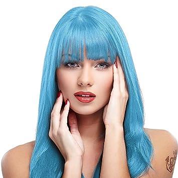 Amazon Com Manic Panic Creamtone Hair Colour Blue Angel Pastel Dye