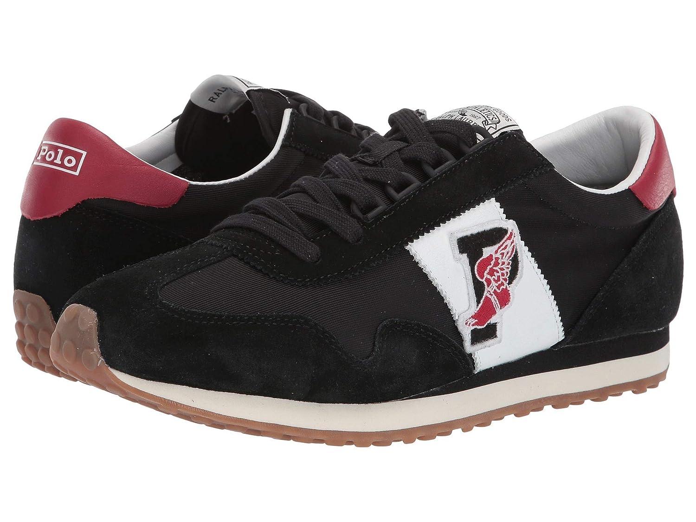2018新発 [ポロラルフローレン] メンズカジュアルシューズスニーカー靴 90 Train 90 [並行輸入品] B07PXZWCXT cm B07PXZWCXT Black/Red Suede 32.0 cm D 32.0 cm D|Black/Red Suede, 浜松餃子のひろかね:b8d6c193 --- ultraculture.ru