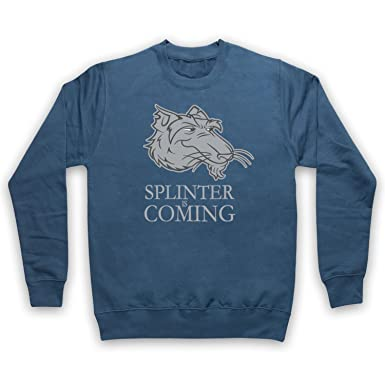 Inspirado por Splinter Is Coming Teenage Mutant Ninja ...