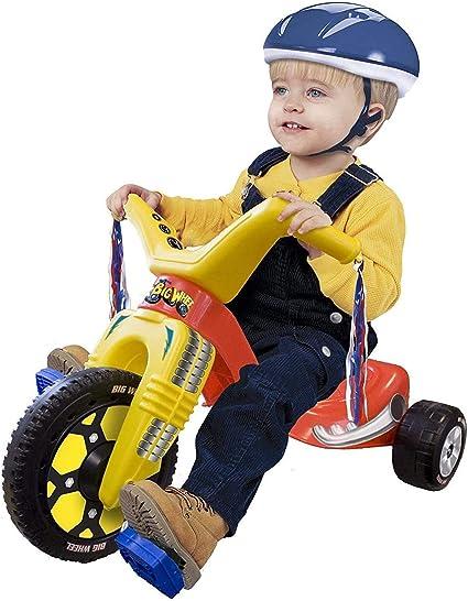 The Original Junior 11 Big Wheel Trike Original Big Wheel Tricycle for Kids 3-8 Replacement Parts Handle Bar