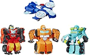 Hasbro - Playskool - Transformers Rescue Bots Robot Academy Team Pack