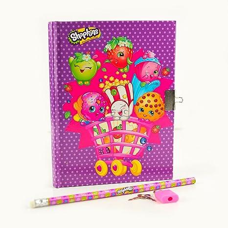 Diario secreto, cuaderno y agenda para niñas (con cerradura ...